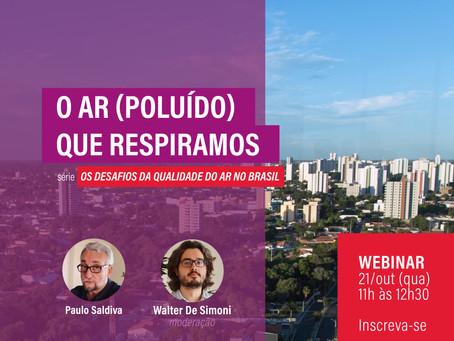 Air pollution: an urgent challenge