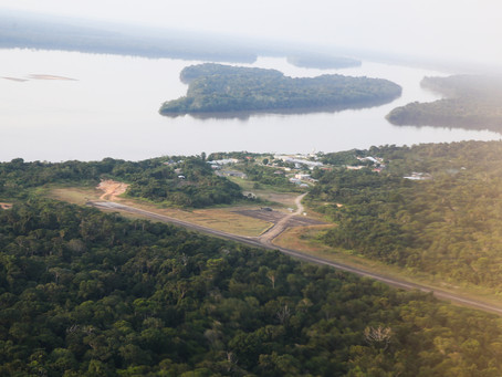 New GLO and Moratorium on fires in the Amazon