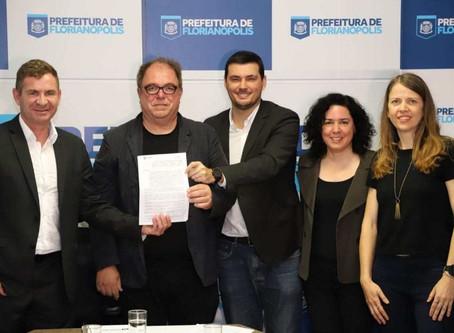 Florianópolis adere ao Programa Cidades Eficientes, do CBCS