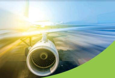 Aviação e emissões de gases de efeito estufa
