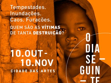 Rio de Janeiro recebe exposição interativa sobre emergência climática