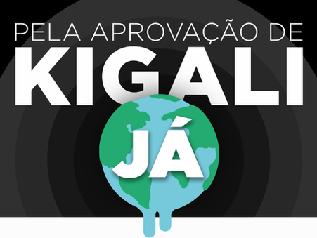 For the approval of Kigali