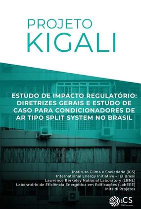 ESTUDO DE IMPACTO REGULATÓRIO: DIRETRIZES GERAIS E ESTUDO DE CASO PARA CONDICIONADORES DE AR TIPO SPLIT SYSTEM NO BRASIL