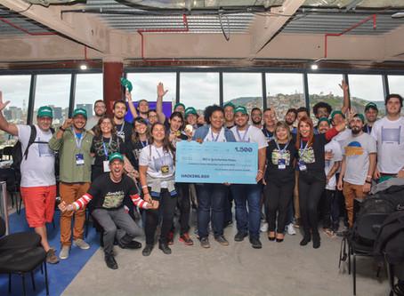 Hacking.Rio teve mais de 600 participantes em seu hackaton