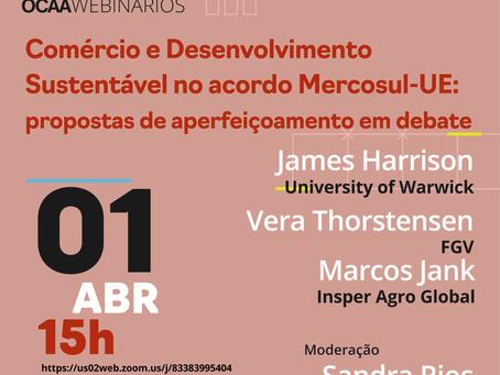 Por um Acordo UE-Mercosul mais sustentável