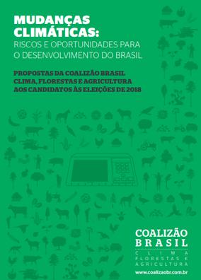 Mudanças climáticas: riscos e oportunidades para o desenvolvimento do Brasil