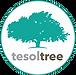 tesoltree logo in white circle for FB_pn