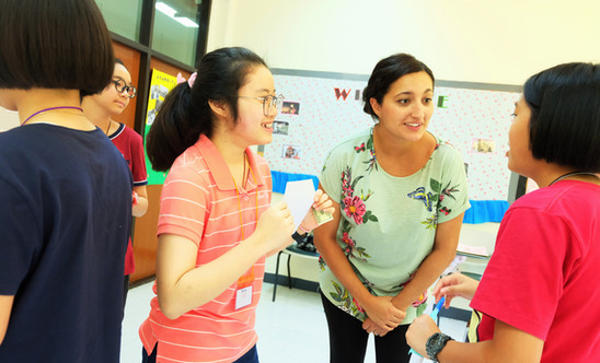 ครูต่างชาติที่มีคุณภาพ