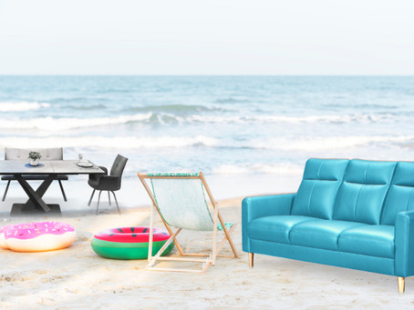 HOW TO FRESHEN UP YOUR INTERIOR THIS SUMMER WITH FURNITURE FROM KAWAH