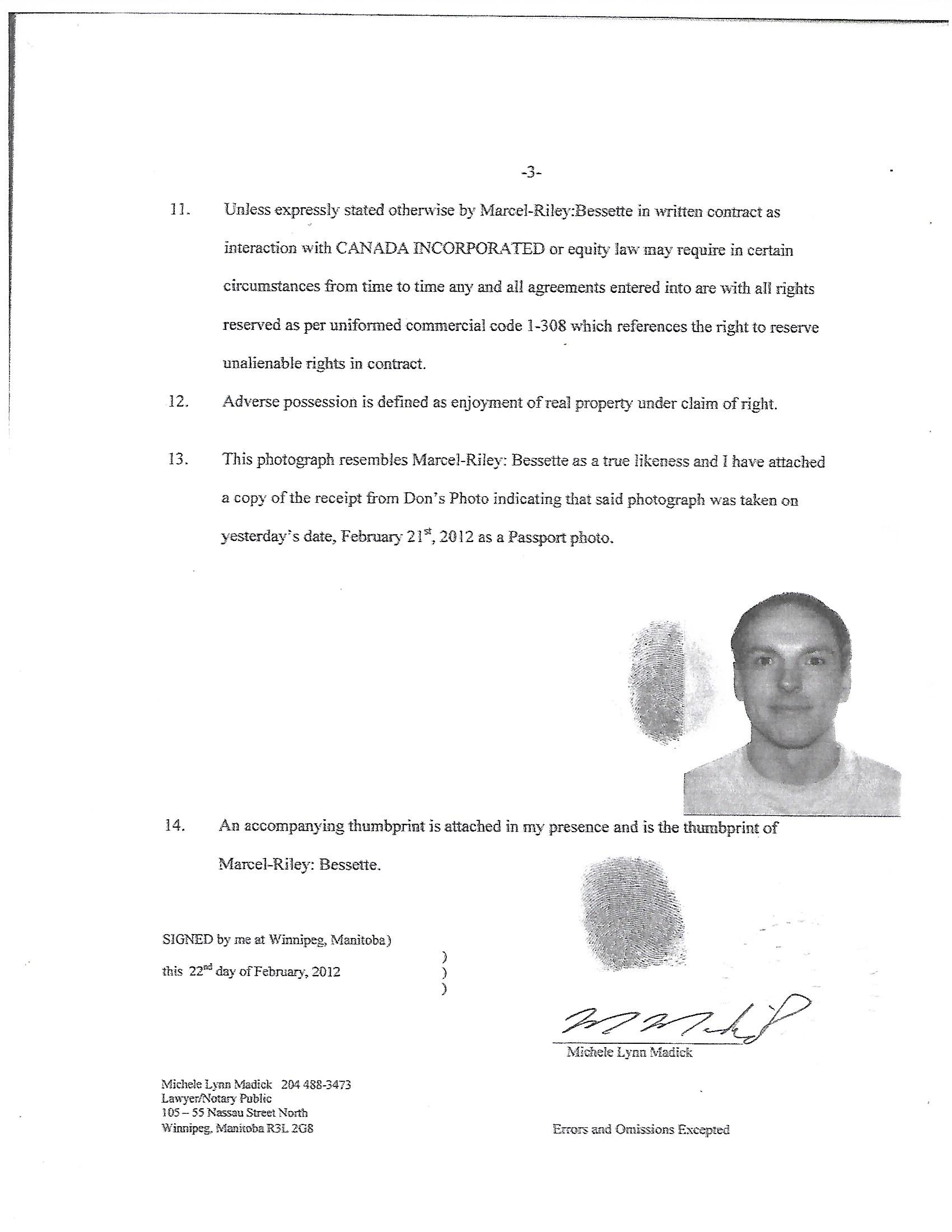 Sovereign ID Document Pg3