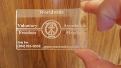Membership Card pic