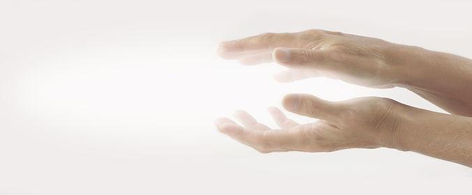 Beaming Reiki Healing Energy  -  Pair of