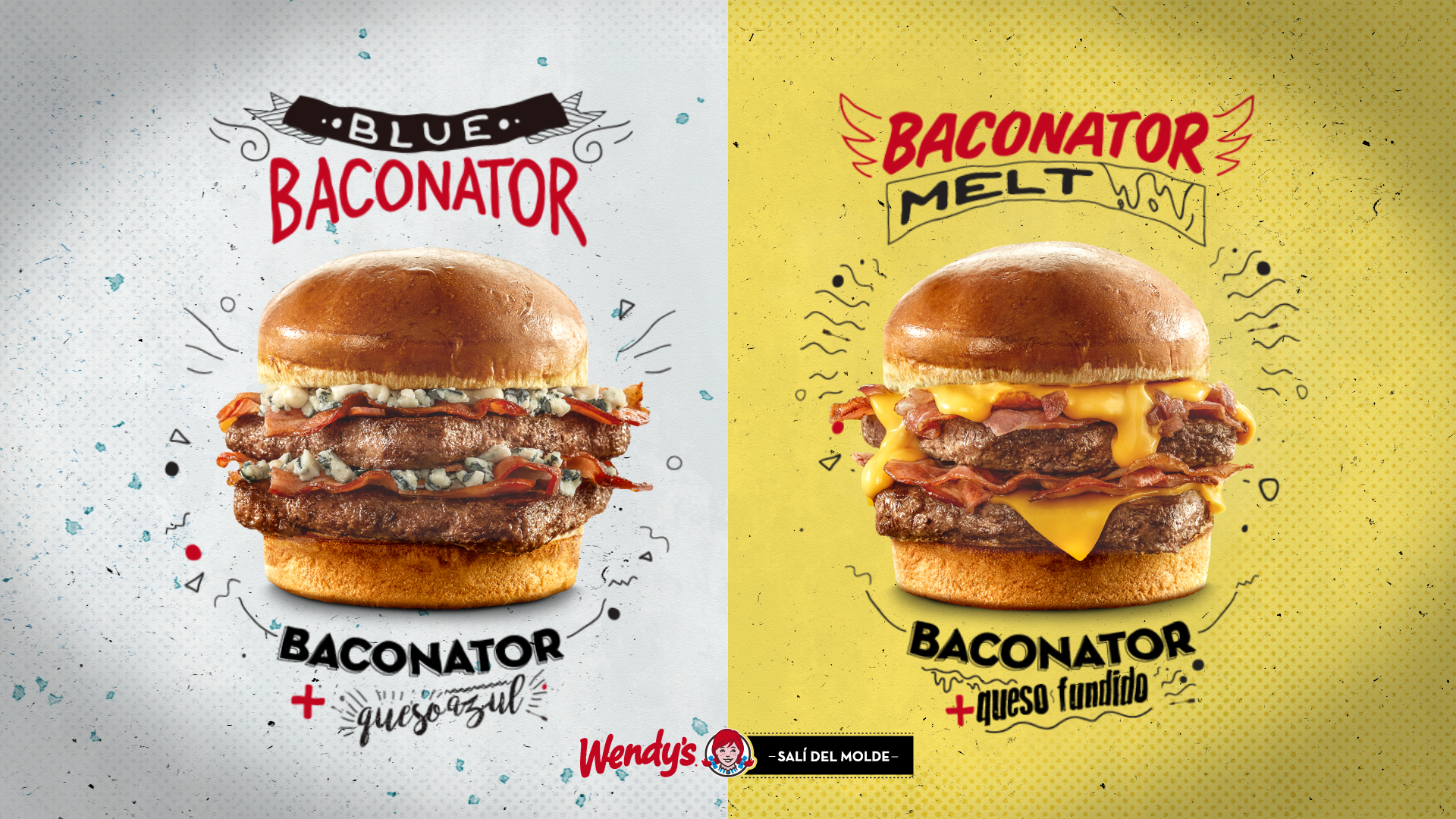 BACONATOR HD HORIZONTAL