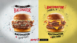 WENDY´S BACONATOR