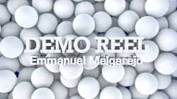 DEMO REEL Emmanuel Melgarejo