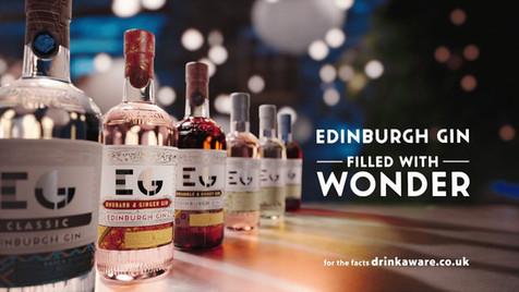 Edinburgh Gin - Filled With Wonder TVC