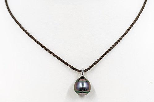 Cordel Collier Tahiti Perle
