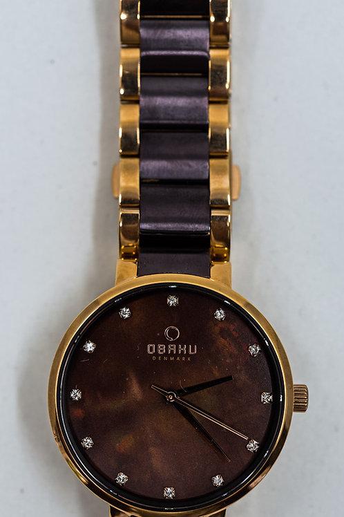 Obaku Damen Uhr