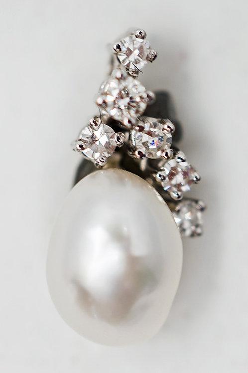 Perlen Brillant Anhänger