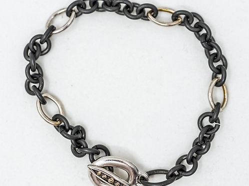 Eisen Silber Armband