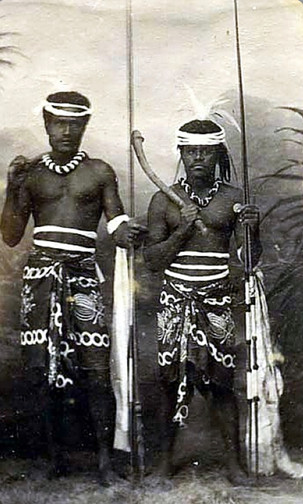 New Caledonian War Club