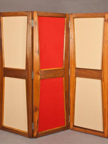 Folding screen, 1957–1958