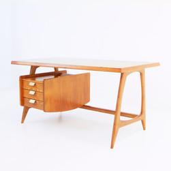 Desk by J.C. Carvalho, 1958