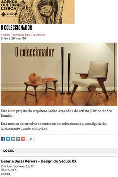 Agenda Cultural de Lisboa