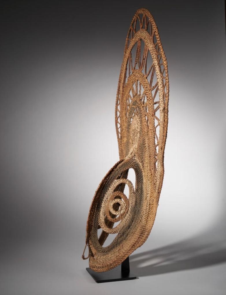 Abelam culture mask