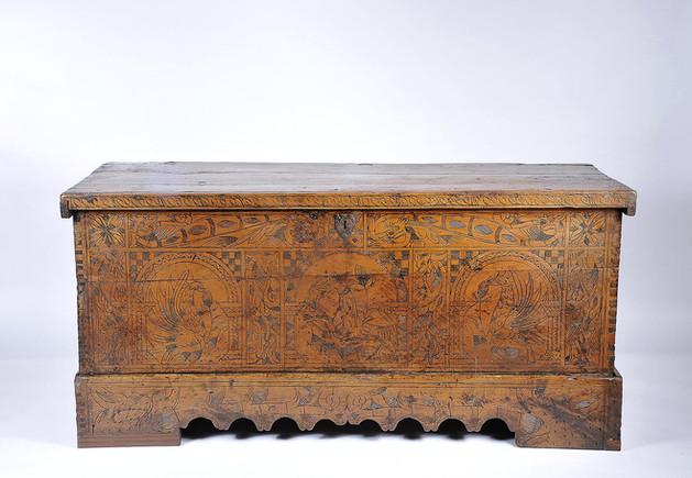 Renaissance chest
