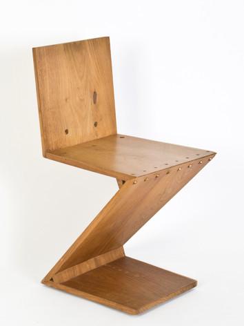 Zig Zag chair, 1960