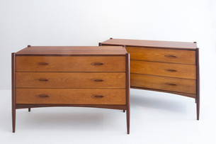 Pair of Portuguese Commodes