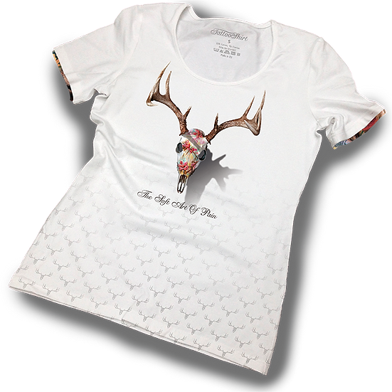 TATTOOSHIRT DEER S/S LADIES