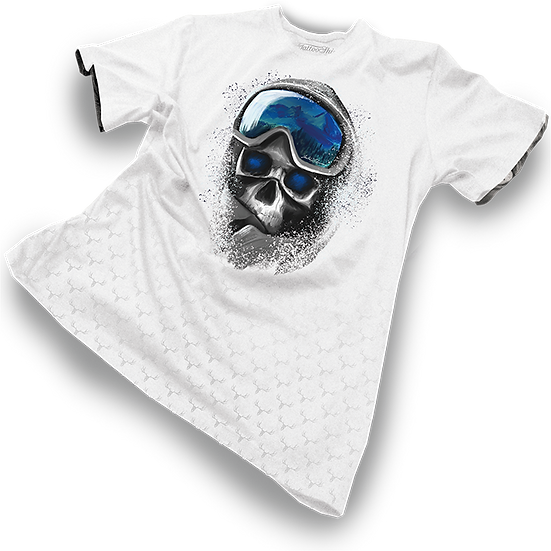 TATTOOSHIRT ICE COLD SKULL S/S LORDS