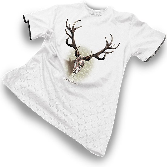 TATTOOSHIRT DEER EDELWEISS S/S LORDS
