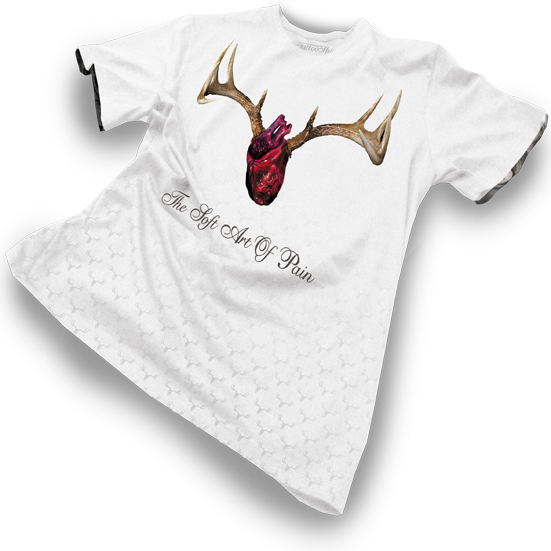 TATTOOSHIRT HORNED HEART S/S LORDS