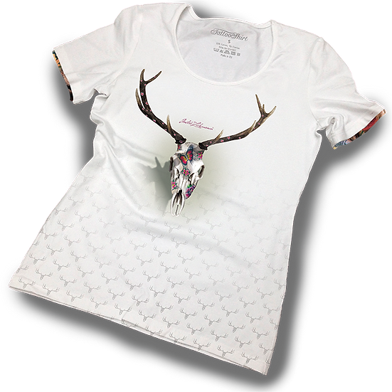 TATTOOSHIRT BUTTERFLY S/S LADIES