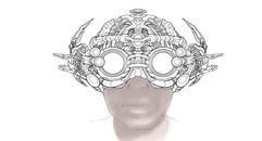 Conceptual headset