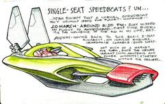 Quick speedboat