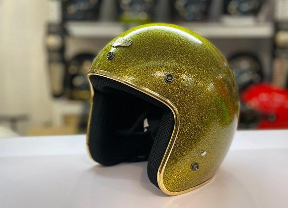 ALTRAX FLAKE Glitter Gold w/ Gold Trim