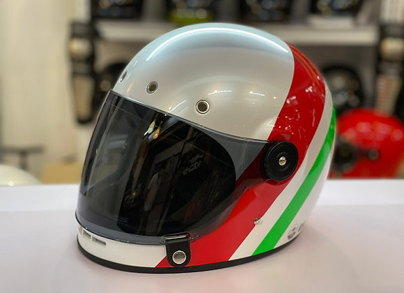 VRM 1976 MILANO CLASSIC PAINTED Pearl Double-Stripe Red and Green