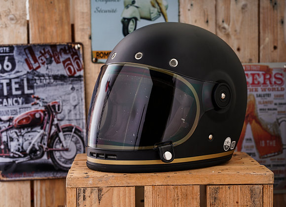 VRM1976 MILANO CLASSIC PAINTED Matte Black Face & Neck Gold
