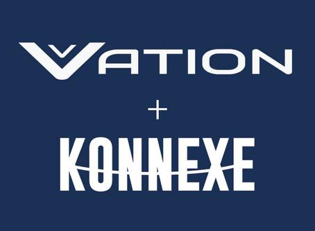Vation welcomes Konnexe!