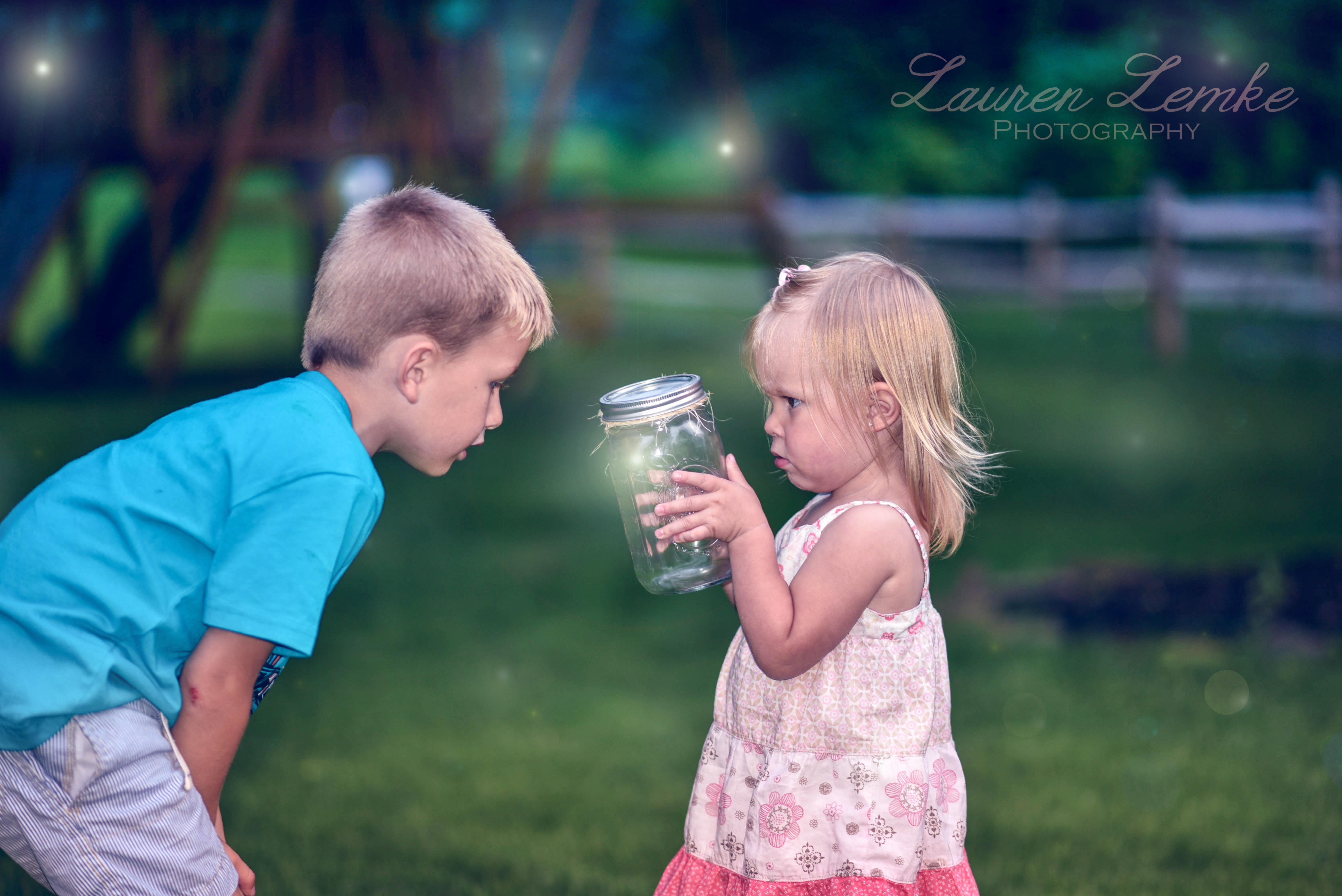 Fireflies In July Laurenlemke