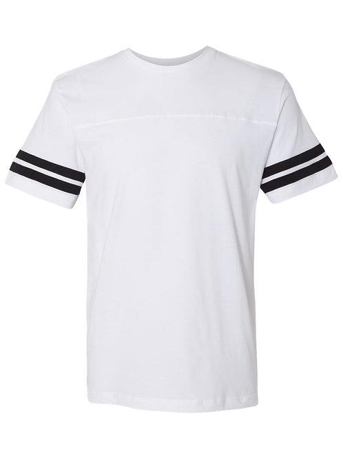 Adult Football Fine Jersey T-shirt