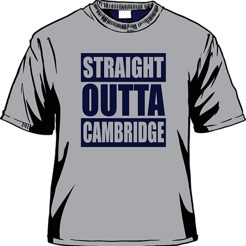 YOUTH & ADULT Coyote Outta Cambridge Spirit Shirt