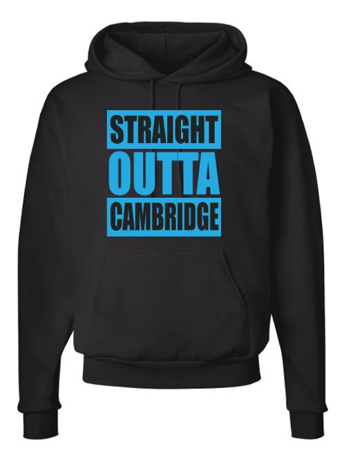Cambridge Academy Spirit Outta Cambridge Hooded Pullover Sweatshirt