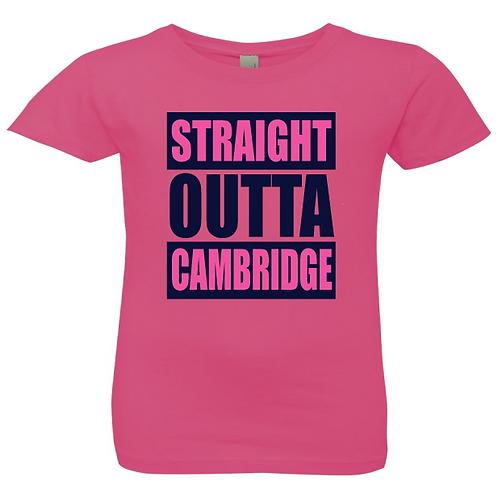 GIRL Outta Cambridge Spirit T-shirt