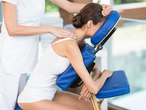 Shiatsu (Shiatsu Chair Massage) Benefits