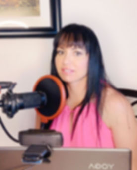 Recording with the Productive Women Podcast today...... From the Her Move Now studio in Beautiful Be